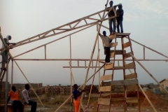laying the wood structure 5 (Medium)