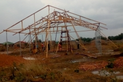 structure taking shape 1 (Medium)