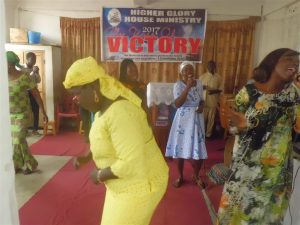 Pastor Padi - Higher Glory House Ministry Services
