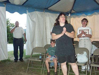 Northfield VT Revivals Audio - July 2001