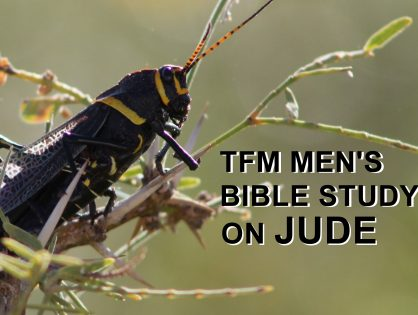 Men's Bible Study on JUDE (2014-04-08 to 2014-04-15)