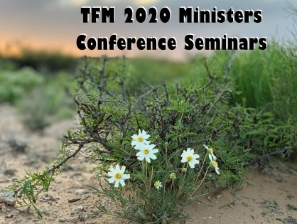 2020 Ministers Conference Seminars