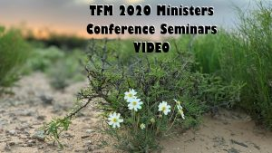 2020 Ministers Conference Seminars - VIDEOS