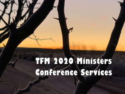2020 Ministers Conference Services